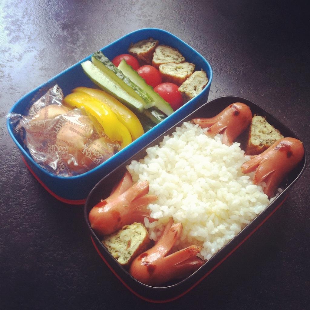 как готовить осьминожек