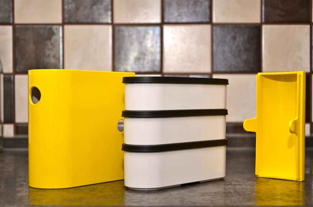 контейнеры ланч бокса unit colors