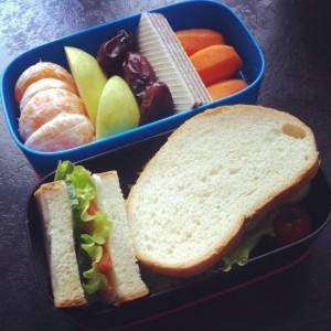 рецепт сендвич с сёмгой