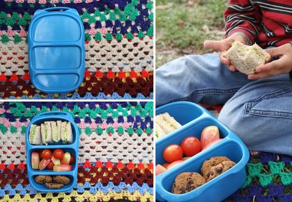 Чем кормить ребенка в школе
