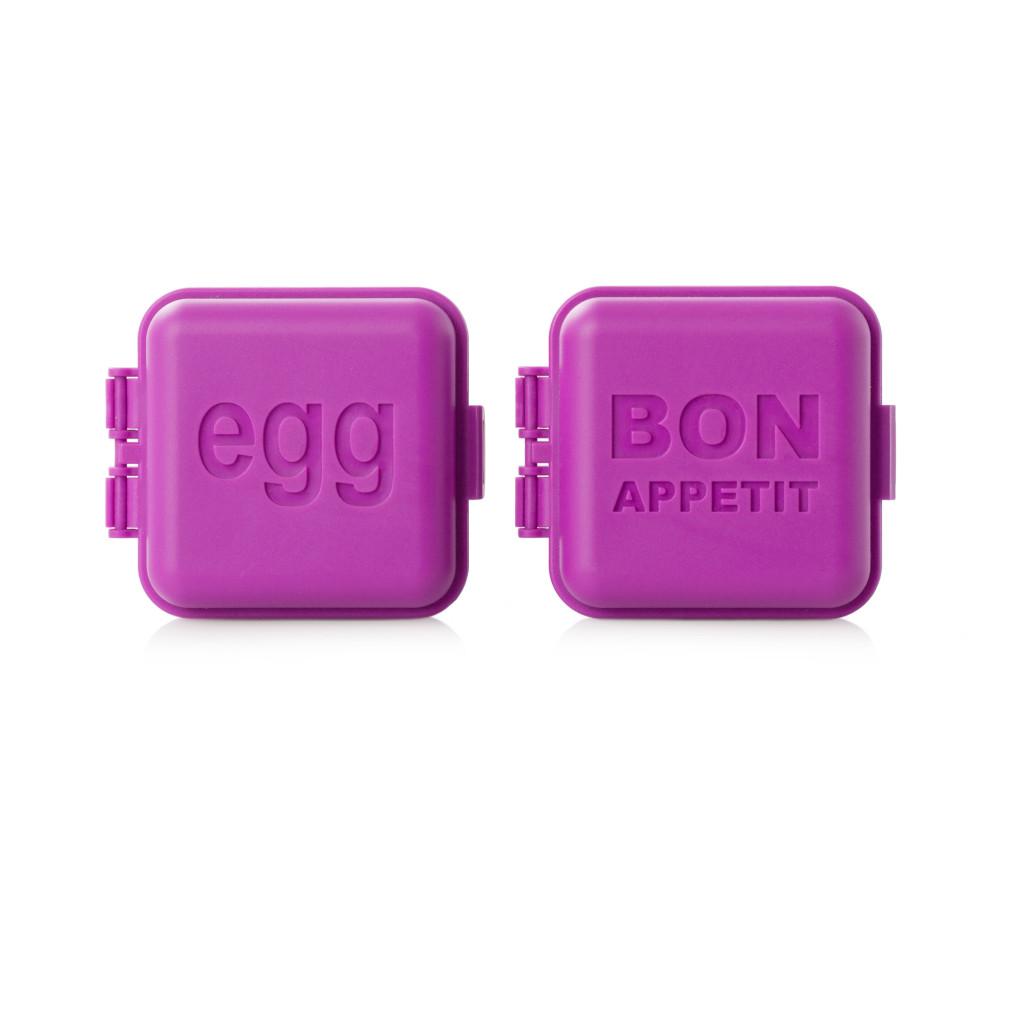 Формочки для яиц monbento (фуксия)