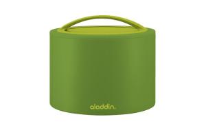 купить ланч бокс Aladdin 0.6 л. зелёного цвета