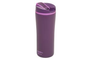купить термокружку Aladdin Papillon фиолетового цвета