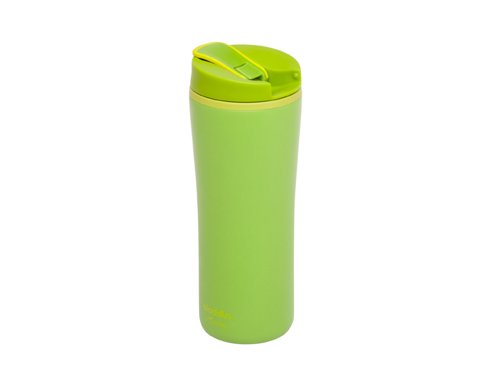 купить термокружку Aladdin Papillon зелёного цвета