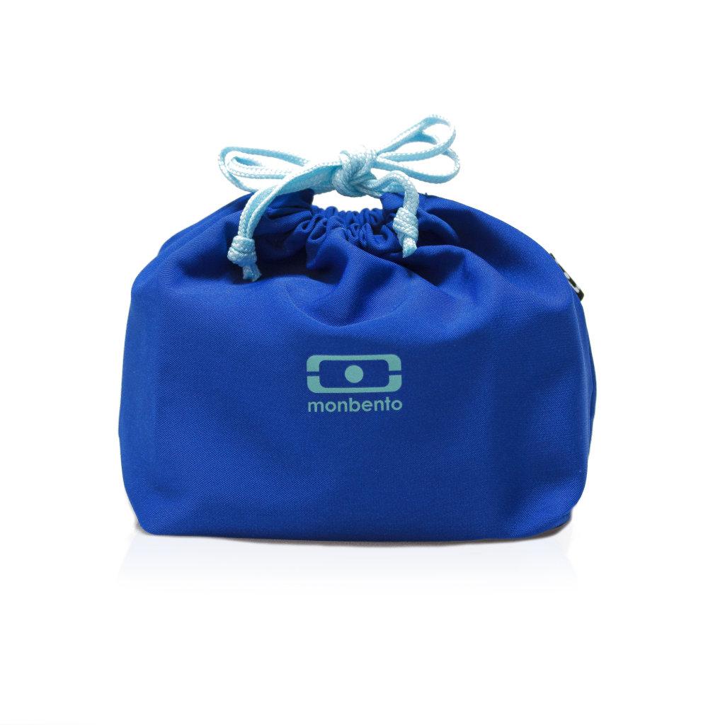 сумочка для ланчбокса monbento синяя