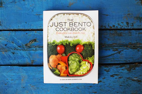 Советы по приготовлению бенто из книги «The Just Bento Cookbook»