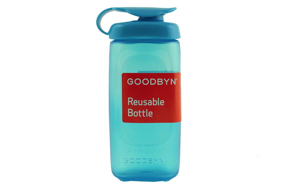 Бутылочка Goodbyn для детского ланч бокса Goodbyn Bynto голубого цвета