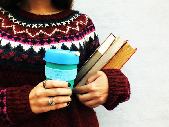 Термостакан KeepCup: кофе с собой