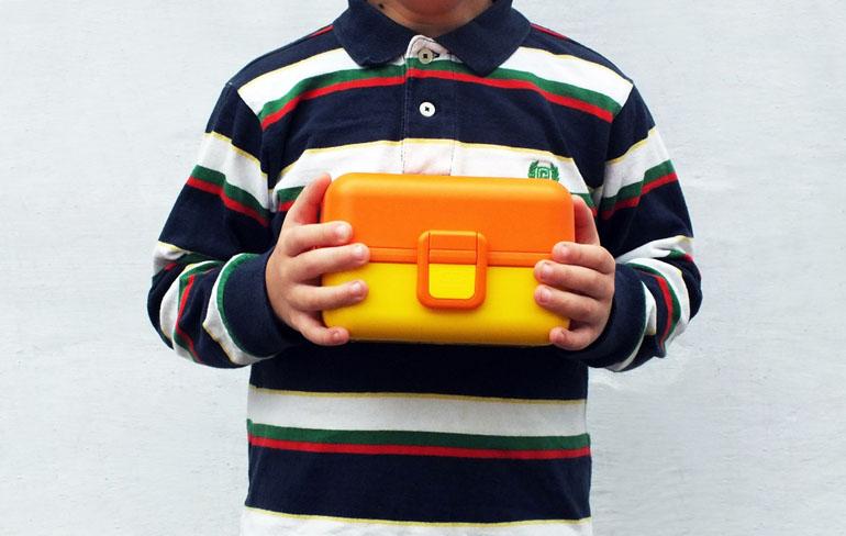 купить детский ланчбокс monbento tresor