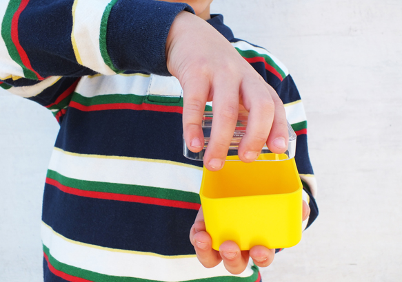 Коробочки детского ланч бокса monbento tresor