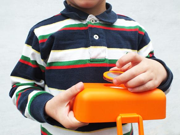 Фишки на детском ланч боксе monbento tresor