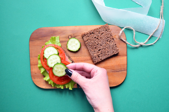 Делаем сэндвич