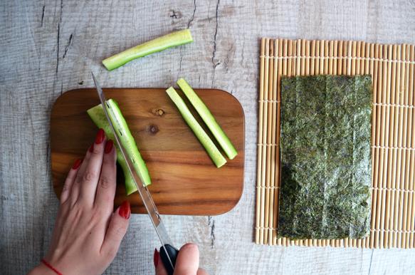 рецепт суши роллов подготовка