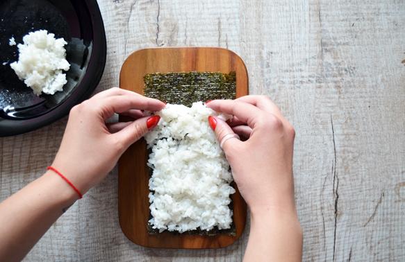 как готовить суши роллы
