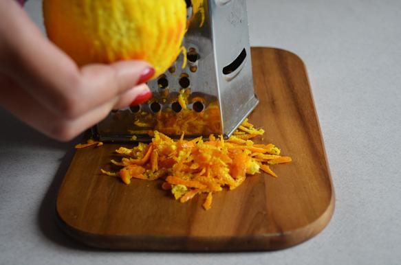 Готовим апельсиновый курд для тарталеток