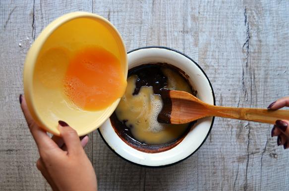Приготовление брауни, рецепт с фото