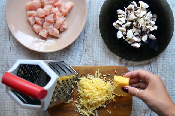 Блины с начинкой, рецепт с фото