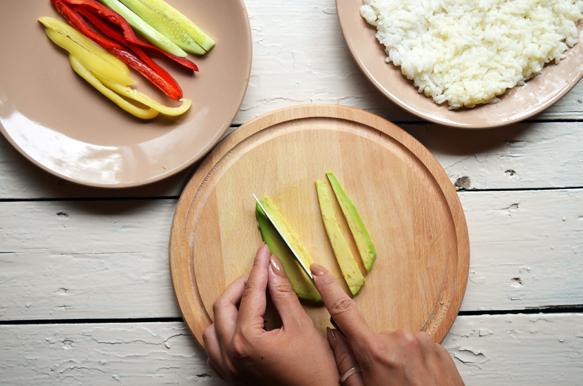 Приготовление бенто в японском стиле. Рецепт с фото