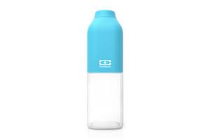 бутылка monbento positive - голубой