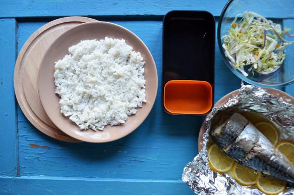 Рецепт для бенто с по-шаговым фото