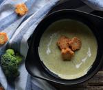 Крем-суп из брокколи. Рецепт с фото