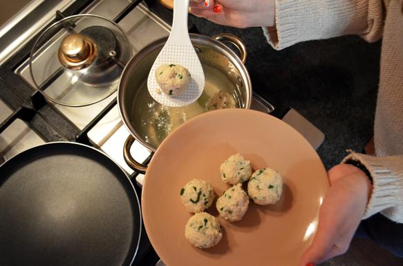 картофельный суп с фрикадельками рецепт с фото