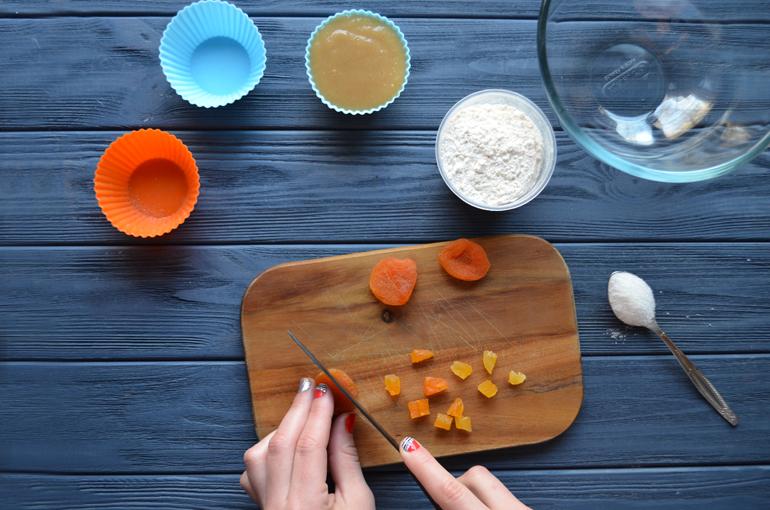 рецепт веганских кексов