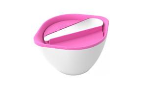 купить ланч бокс для супа monbento Lib розового цвета