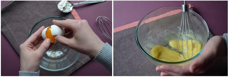рецепт салата с омлетом