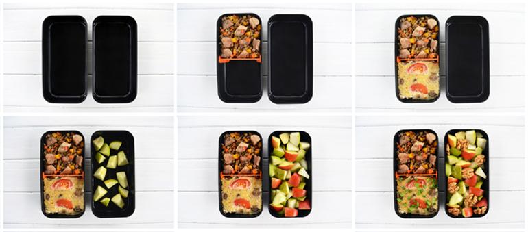 Идеи вкусных, полезных и несложных обедов.