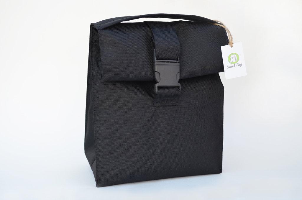Термосумка lanch bag черного цвета