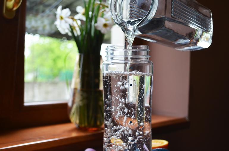 цитрсовая детокс вода польза рецепт