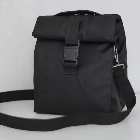 Термо сумка lunch bag черный купить Киев