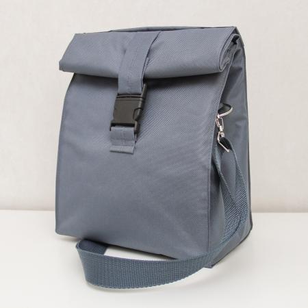 Термо сумка lunch bag серый купить Киев