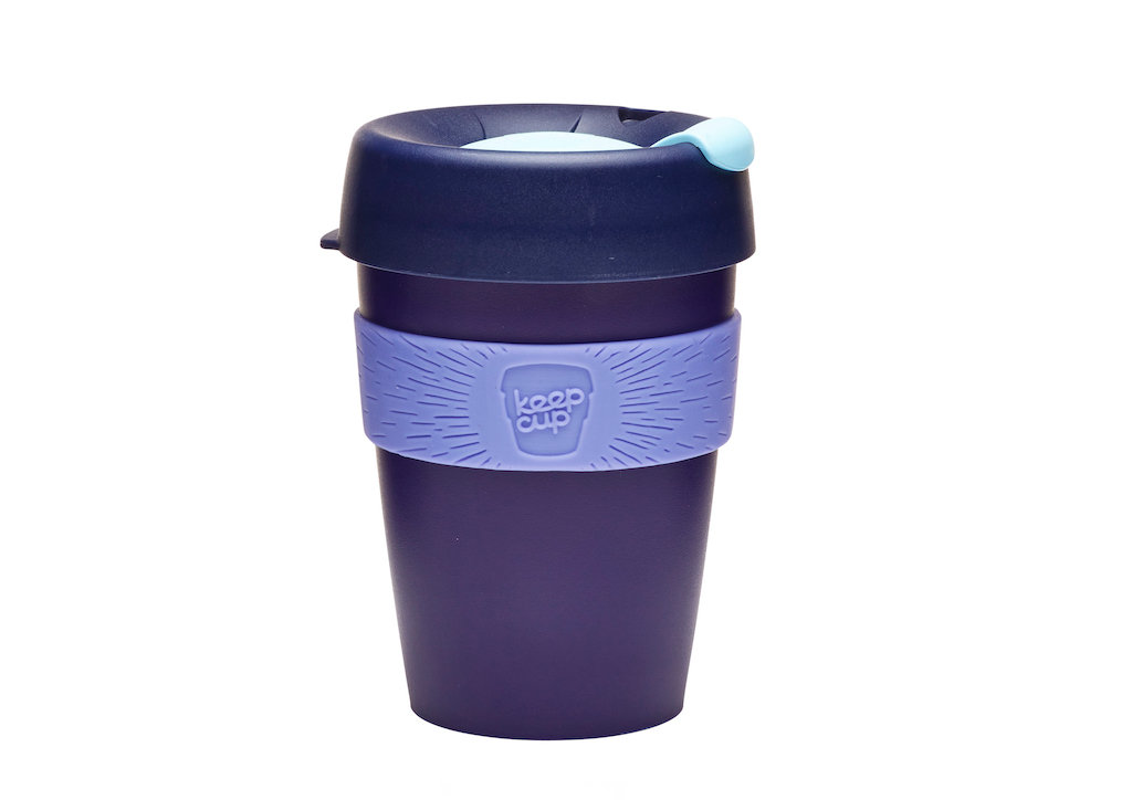 KeepCup Tasting Notes Blueberry M 340