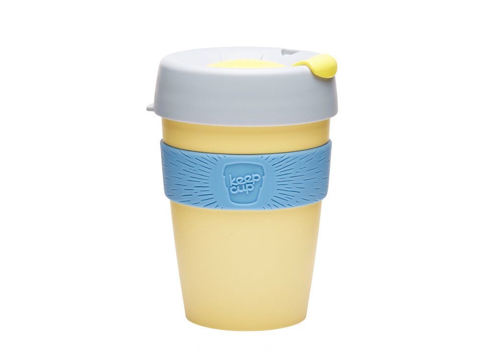 KeepCup Tasting Notes Lemon M