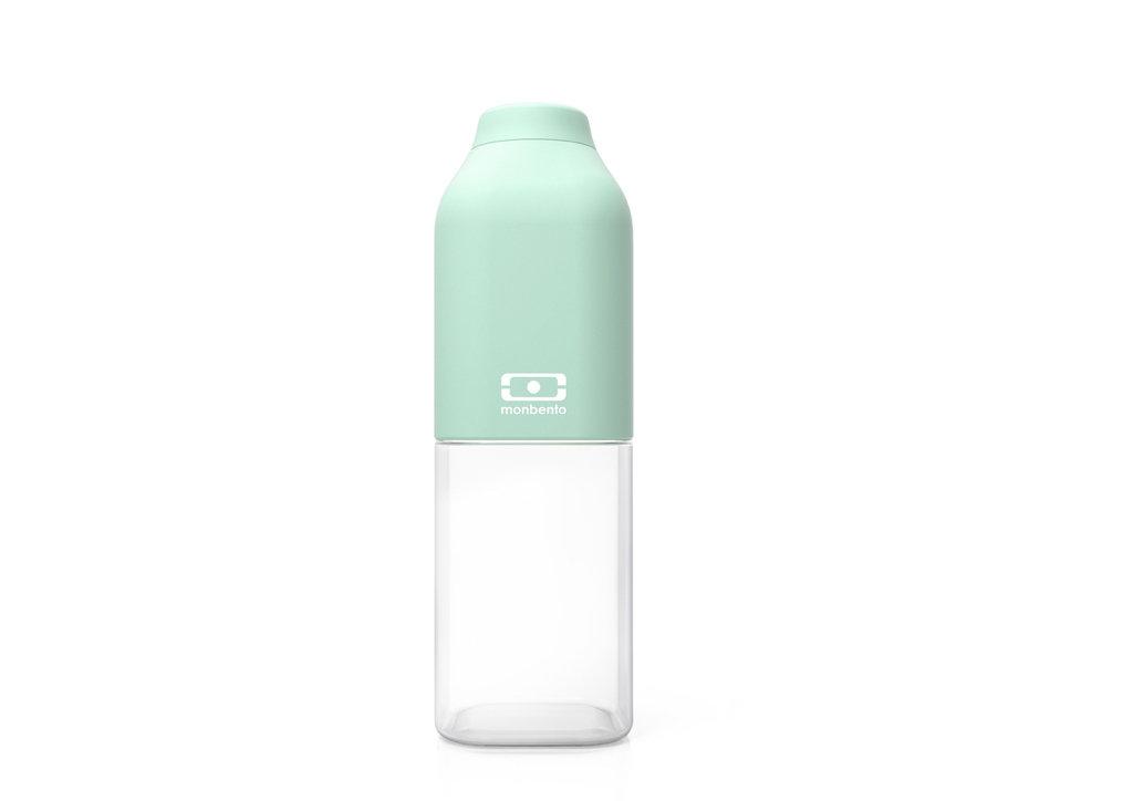 Бутылка для воды monbento positive цвета матча